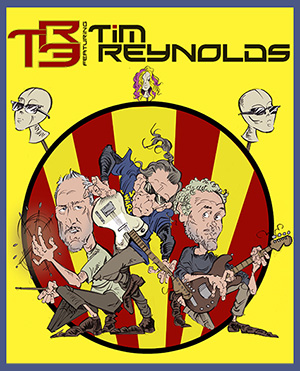 Tim Reynolds and TR3.