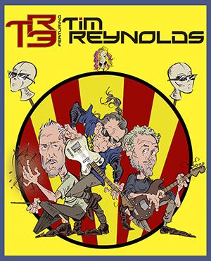 Tim Reynolds and TR3.