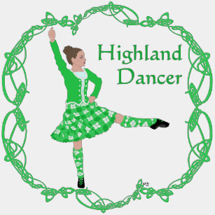 Highland Dance Gifts on Zazzle CA.