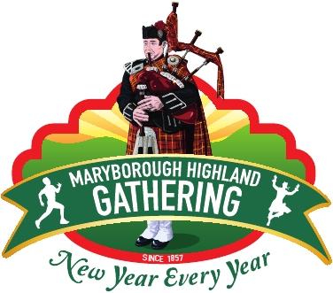 Maryborough Highland Gathering 2017.