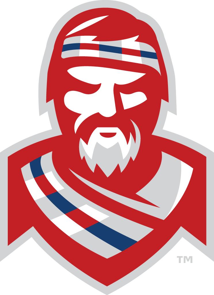 Radford Highlanders Secondary Logo (2016).