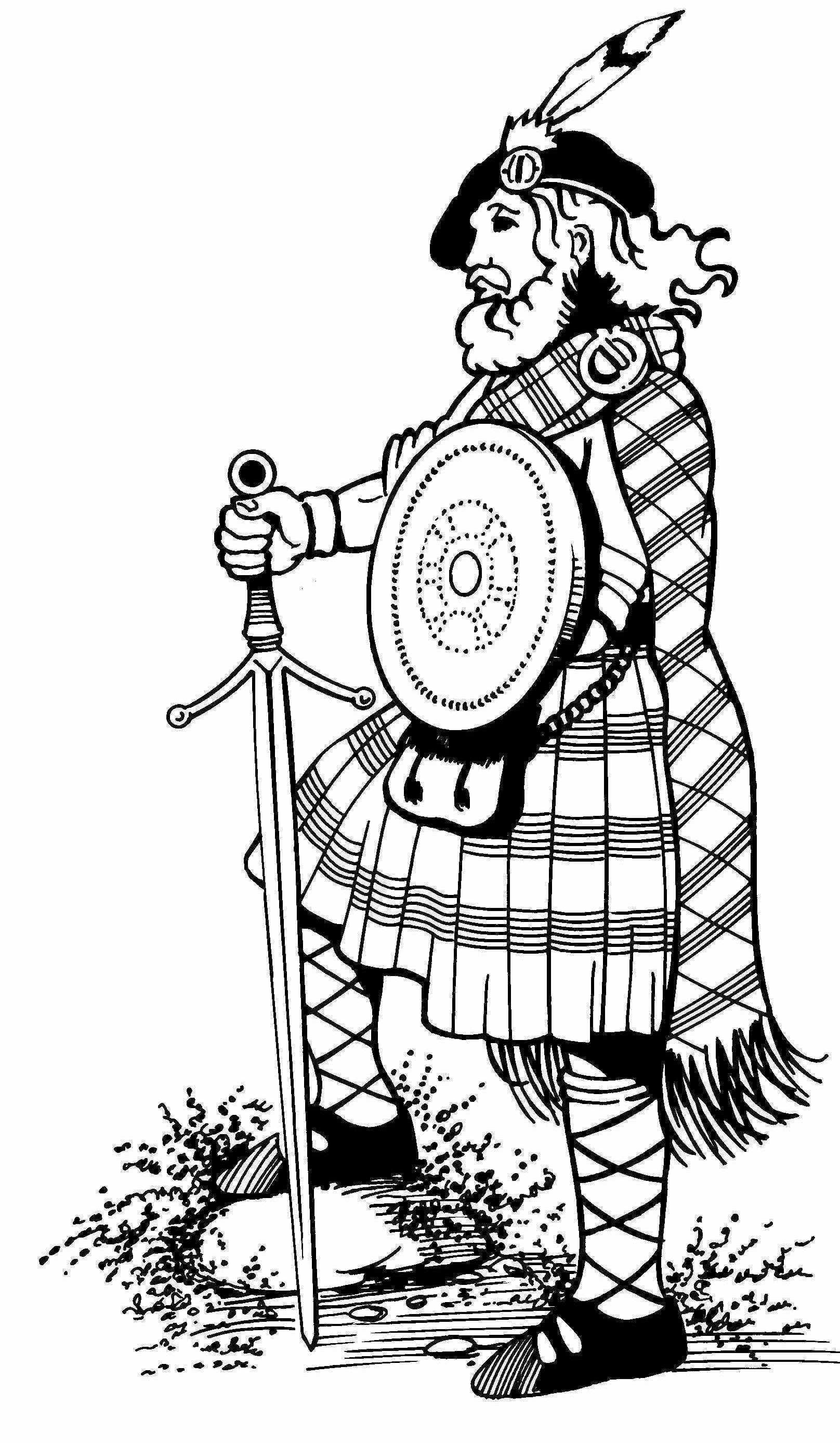 Highlander Tartan Wear in Kilmarnock & Ayr, Ayrshire, Scotland.