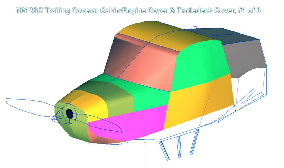 Just Aircraft Highlander & Escapade: Covers, Plugs, etc..