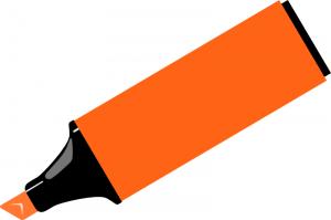 Marker Clip Art Download.