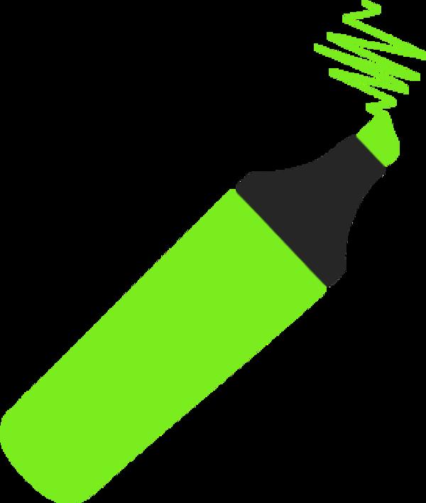 Highlighter Pen.