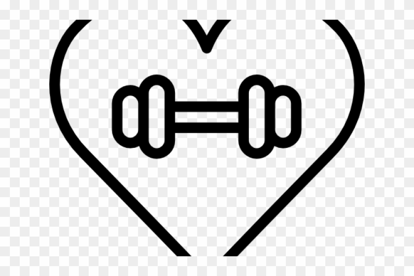 Heart Icons Fitness.