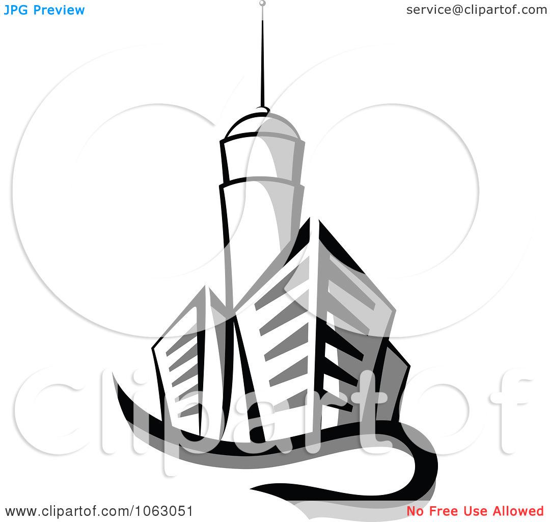 Clipart Highrise Logo 10.