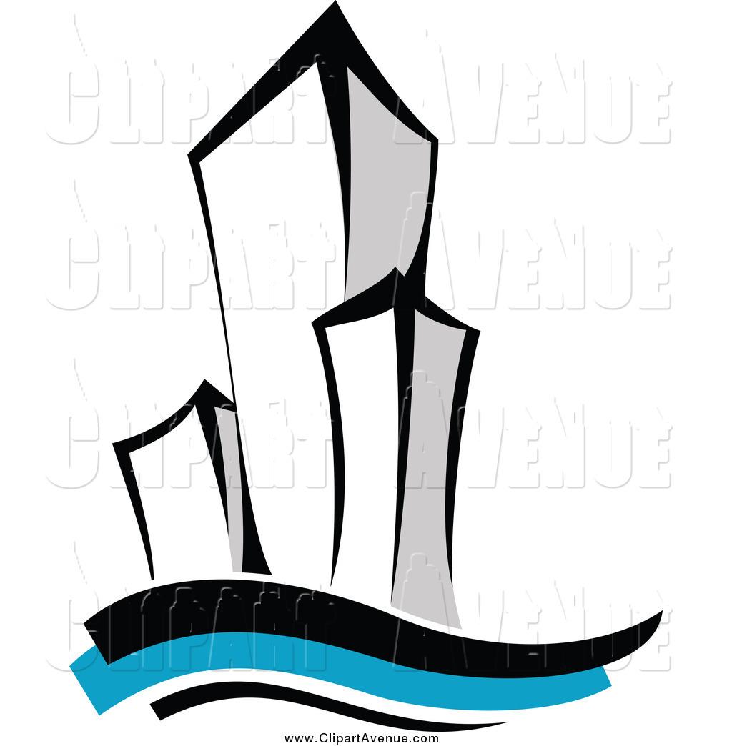 Royalty Free Skyscraper Logo Stock Avenue Designs.