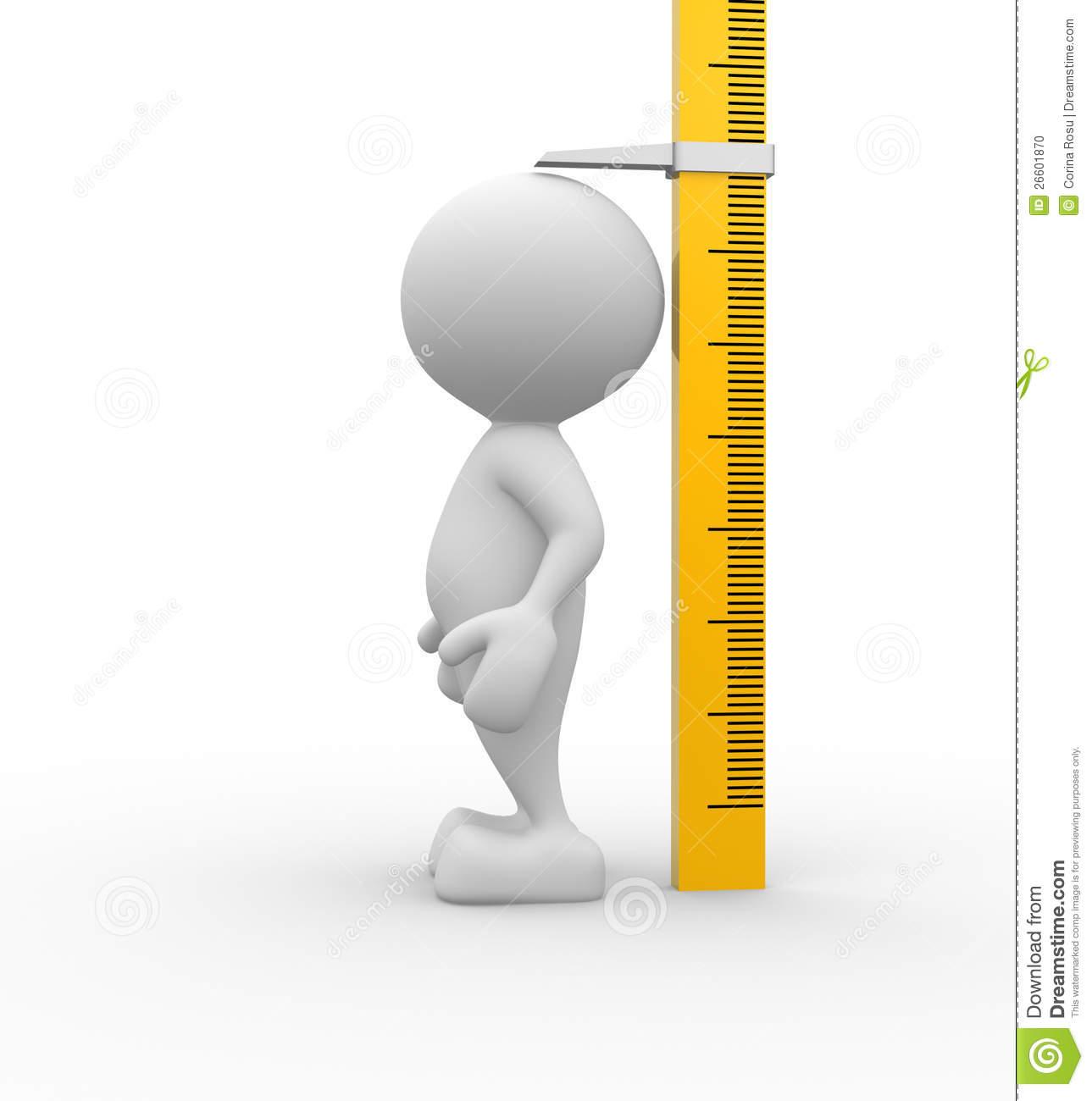 Short height clipart.