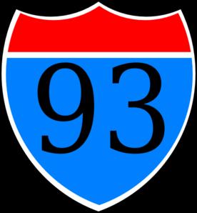 Route 93 Clip Art at Clker.com.