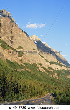 Stock Photography of The Banff.