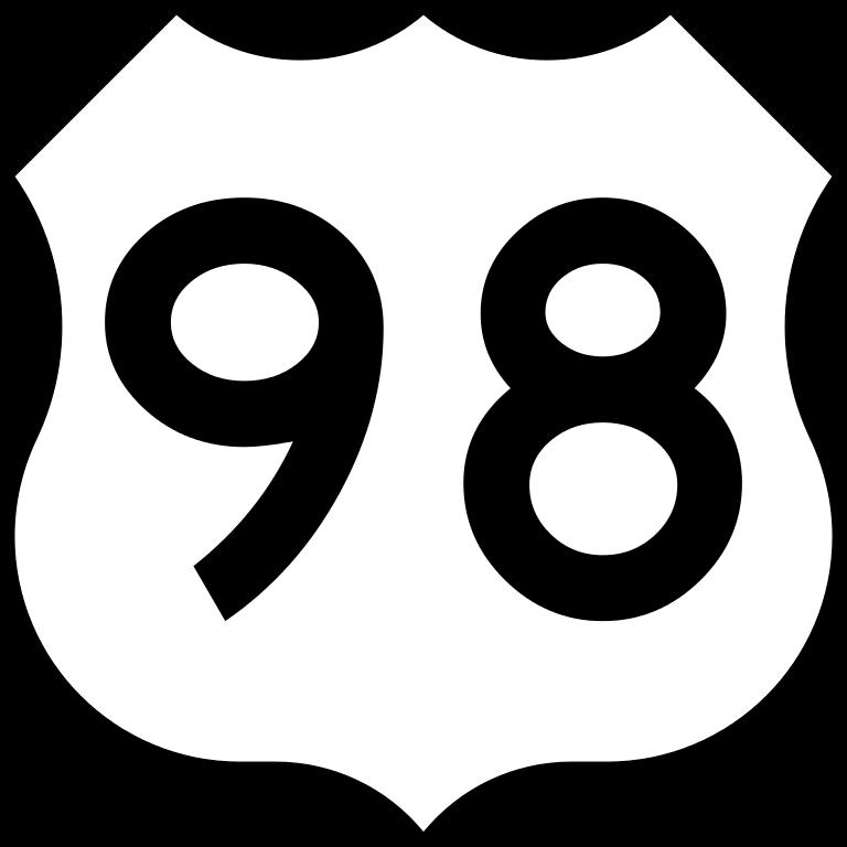 File:US 98.svg.
