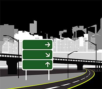 Highway Toll Clip Art, Vector Highway Toll.