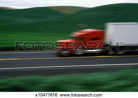 Stock Images of Semi.