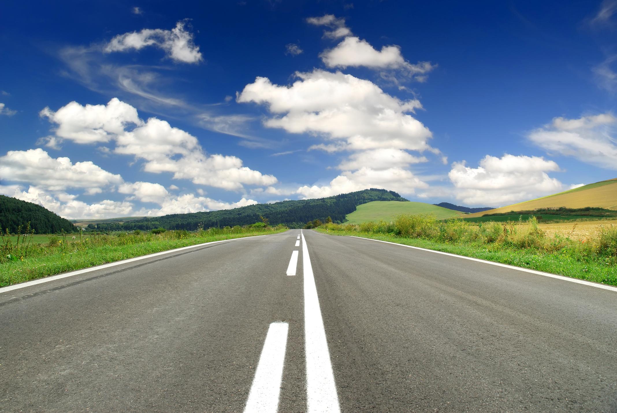 Highway Road Clipart.