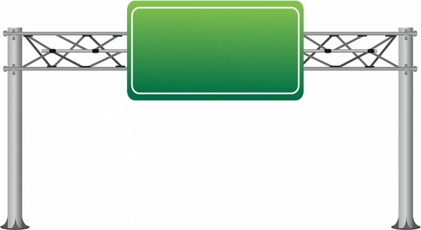 Highway sign vector free vector download (7,648 Free vector) for.