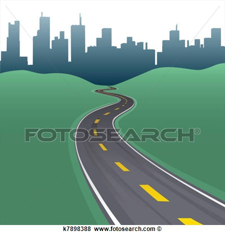 Route Clipart.