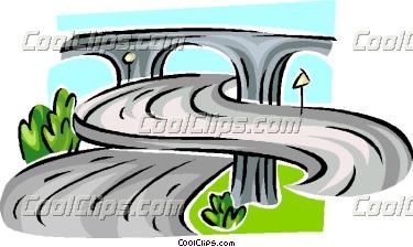 Highway Clipart.
