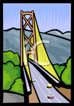 Free Highway Clipart.
