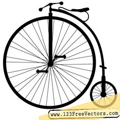 Buy a new bespoke, handmade Penny Farthing High Wheel Bicycle.