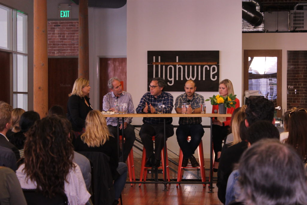 """Highwire Celebrates 10 Years of """"Elevating the Story."""