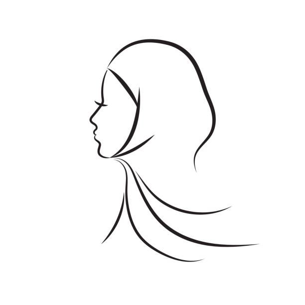 Hijab clipart » Clipart Station.