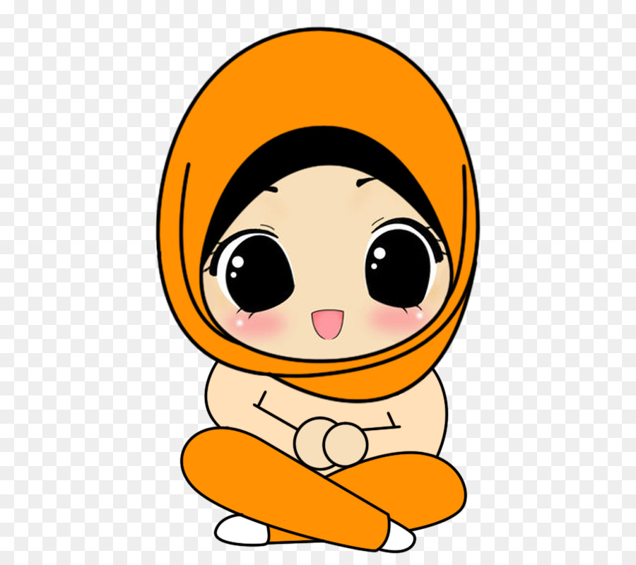 Muslim Cartoon clipart.
