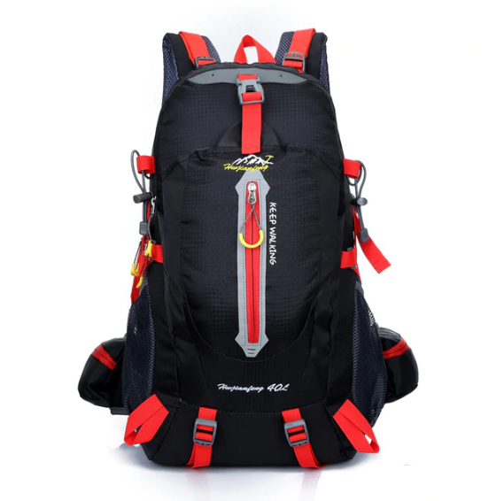 Waterproof Climbing Backpack Rucksack 40L Outdoor Sports Bag Travel  Backpack Camping Hiking Backpack Women Trekking Bag For Men.