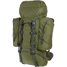 Military Multi Function Hiking Camping Gear PNG Image.