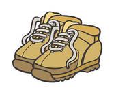 Stock Illustration of Hiking Boots richaa0060s.