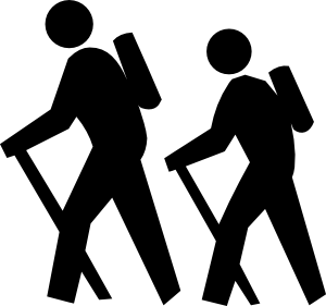 Free People Hiking Cliparts, Download Free Clip Art, Free.