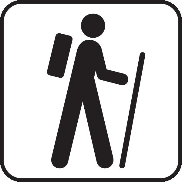 Hiking Clip Art at Clker.com.