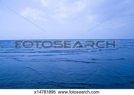 Stock Image of Japan, Shiga Prefecture, Hikone, Biwa Lake.