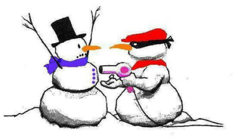 Free Snowman Christmas Clipart.