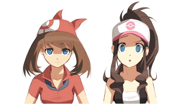 May and Hilda! Love this.