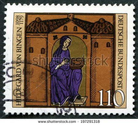 Hildegard Stock Photos, Royalty.