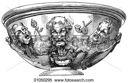 Stock Illustration of Artifacts.
