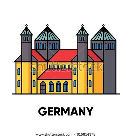 Hildesheim Stock Images, Royalty.