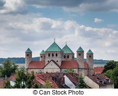 Picture of Hildesheim, Germany.
