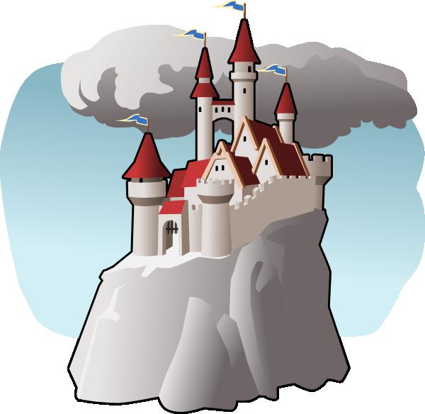 Fairy Castle Clip Art at Clker.com.