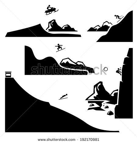 """ski Jump Hill"" Stock Photos, Royalty."