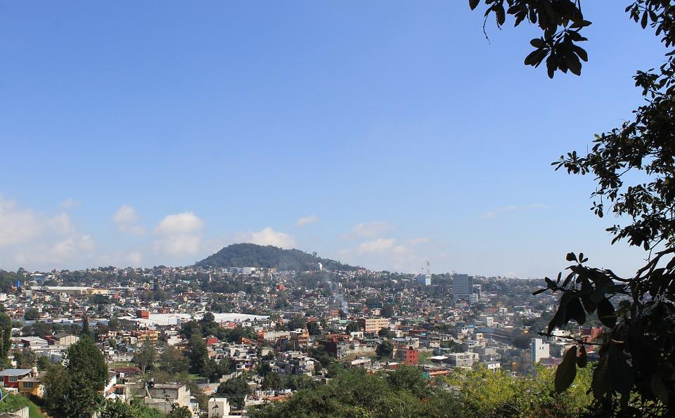 Free photo: Hill Of Macuiltepetl, Xalapa.