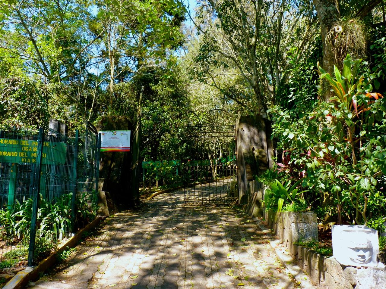 Parque Macuiltepetl.