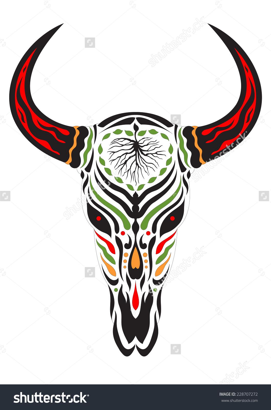 Sugar Skull Day Dead Illustrations Design Stock Vector 228707272.