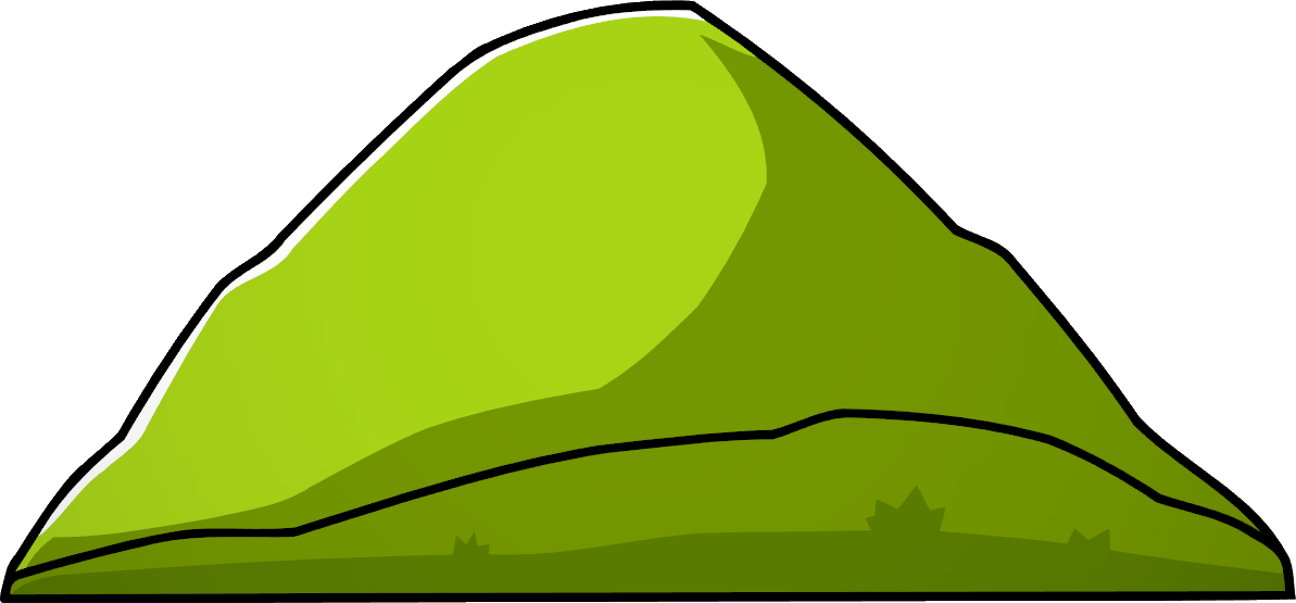 Mountain Hill PNG Clipart.
