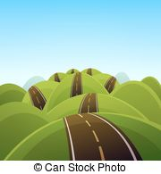 Hill road Illustrations and Clip Art. 4,282 Hill road royalty free.