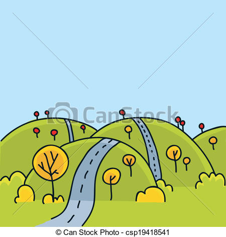 Hill road Illustrations and Clip Art. 4,374 Hill road royalty free.