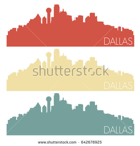 Moscow Skyline Wallpaper Vector Illustration Stock Vector.