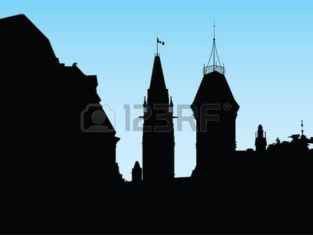 155 Ottawa Skyline Stock Vector Illustration And Royalty Free.