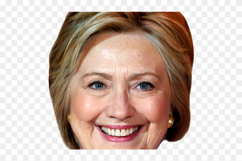 Head Clipart Hillary Clinton.